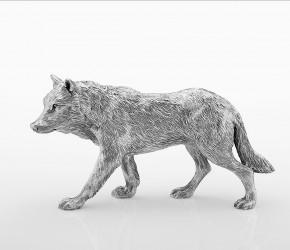 Волк идет